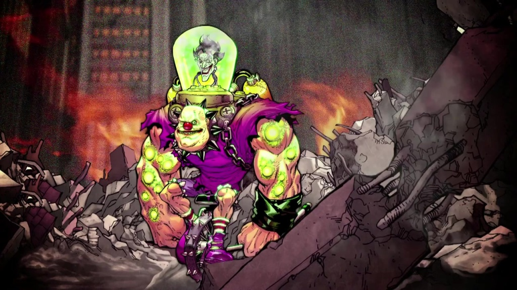 Atomic Era Joker